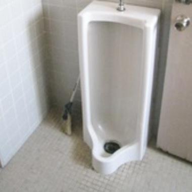男性用トイレ リフォーム前