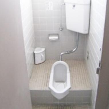 和式トイレ リフォーム前