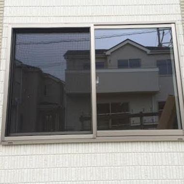 横浜市 戸建て シャッター取り付けの施工前写真(0枚目)