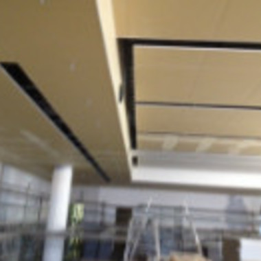 天井補修工事前