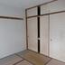 内装工事前 和室 畳