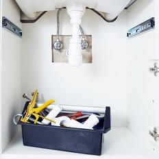 風呂・洗面所内部の部品交換