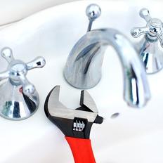 単水栓蛇口の交換