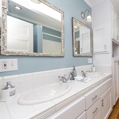 商品画像: 洗面所のクッションフロア張替え
