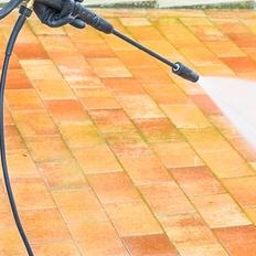 商品画像: 屋根・外壁の水高圧洗浄