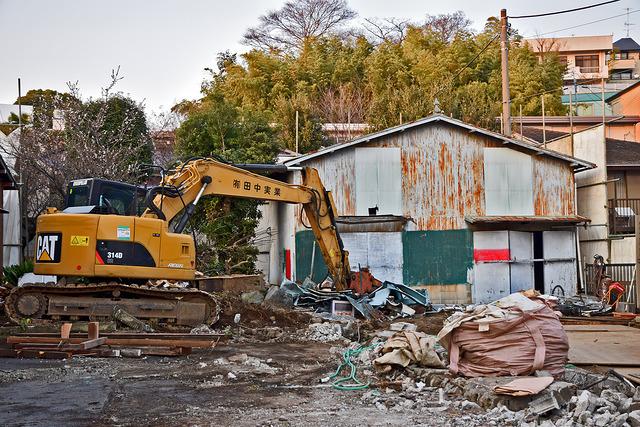 解体 | 解体工事の金額・費用相場とポイント