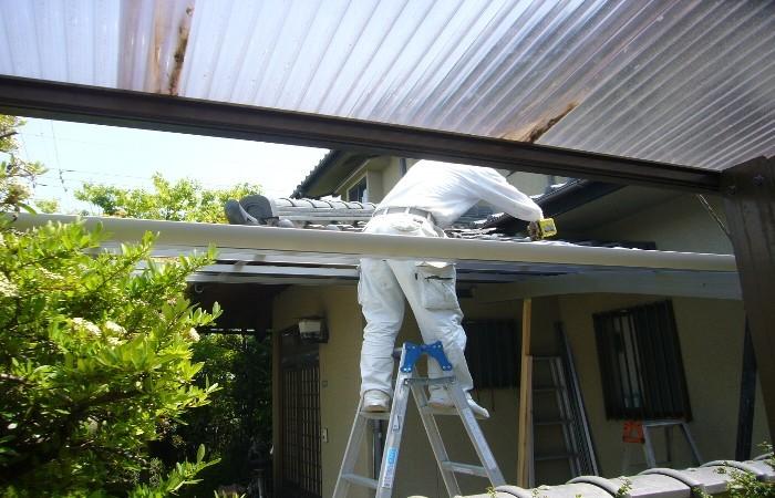 屋根工事 | カーポートのメリットとデメリット
