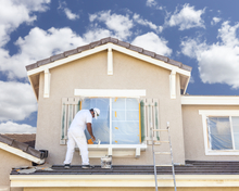 外壁塗装の必要性と塗り替え時期