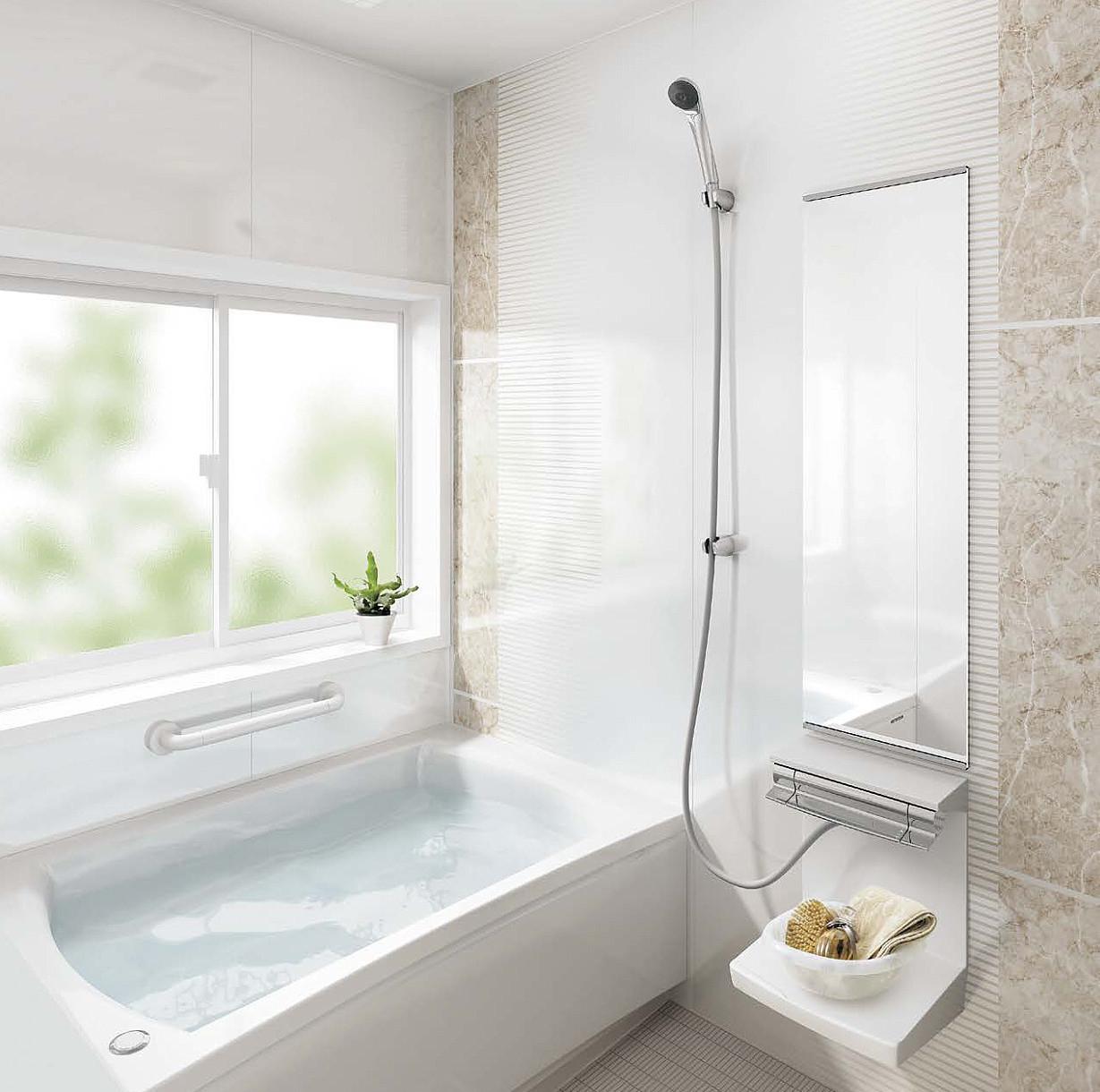 耐震   タカラスタンダードの清掃性や耐久性に優れたユニットバス(お風呂)、「ミーナ」の特徴