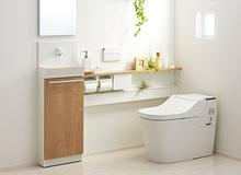 パナソニック(Panasonic)の機能的トイレ、「アラウーノ」の金額・費用相場