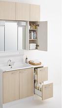 クリナップの洗面化粧台、「BGAシリーズ」の特徴