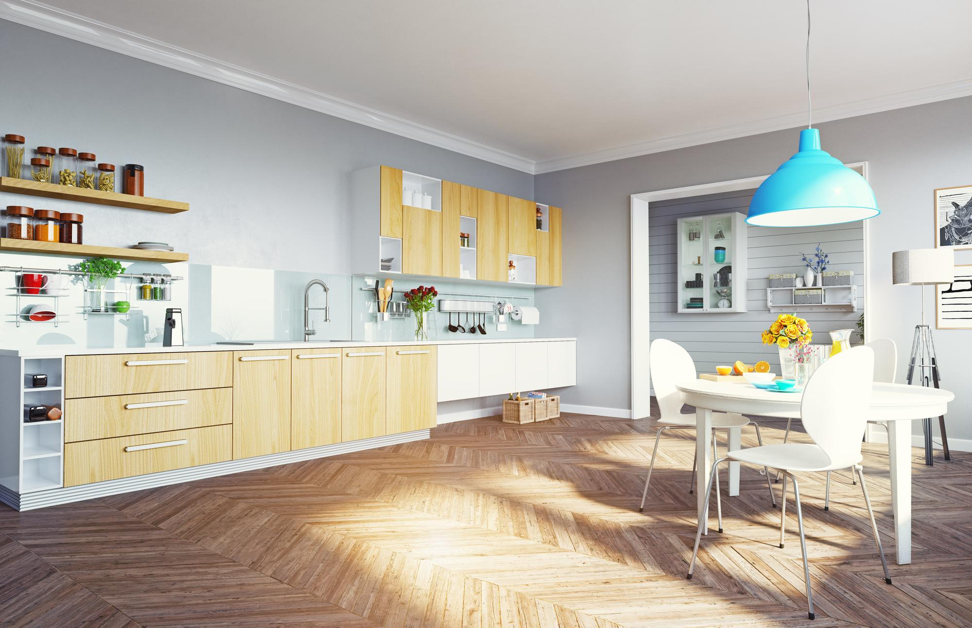 キッチン リフォーム | キッチンの収納とレイアウト