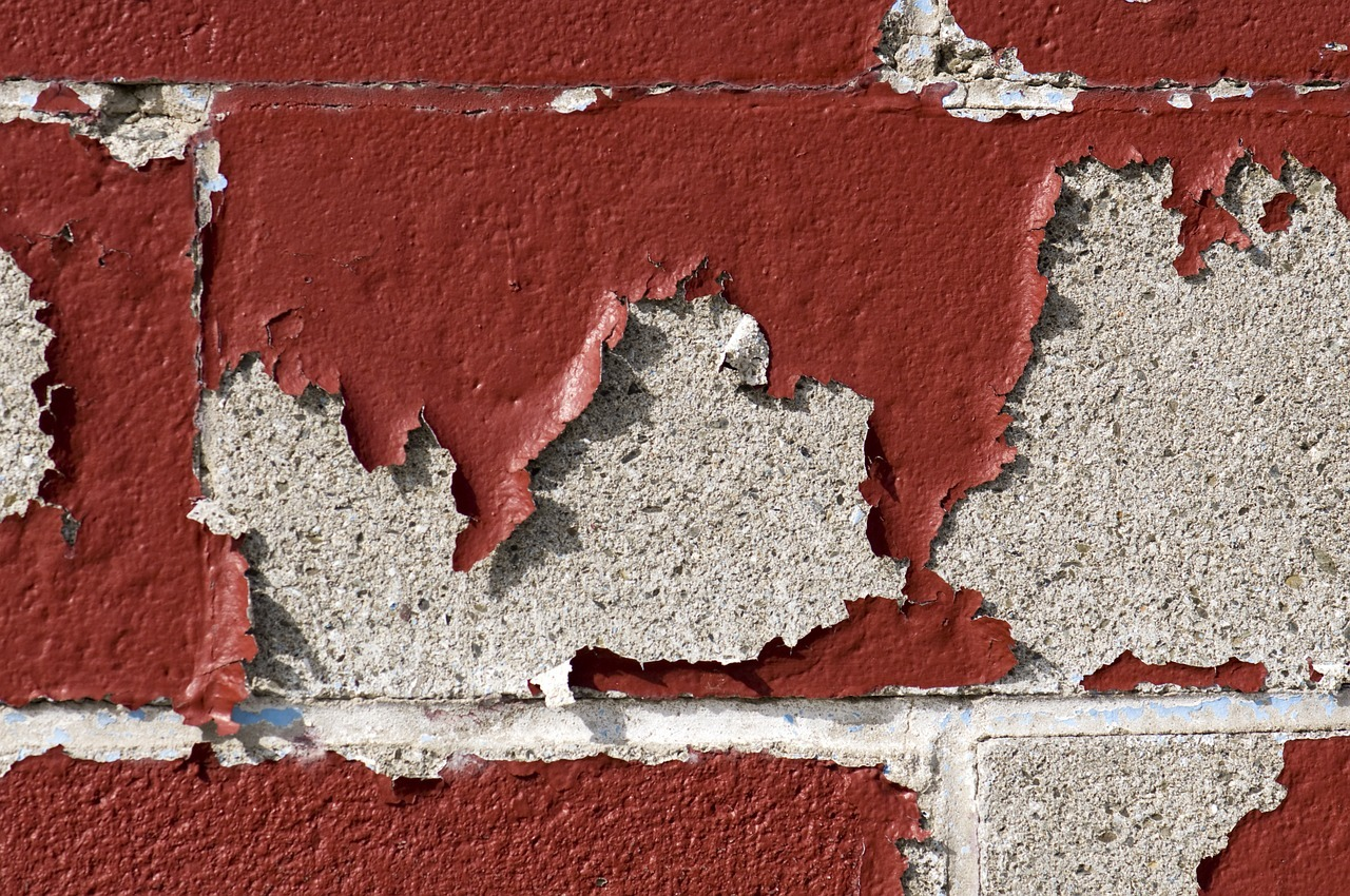 What kind of paint to use on exterior brick